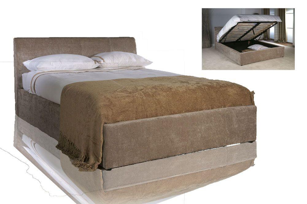 Juniper Kingsize Storage Bed Frame
