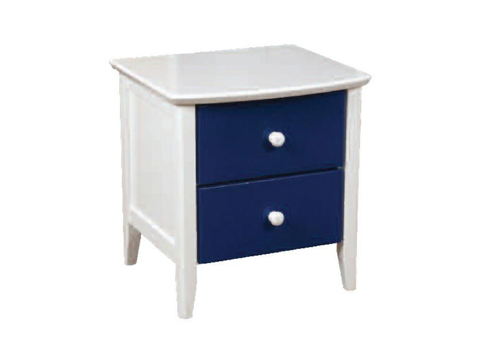 Kipling Blue Bedside Chest