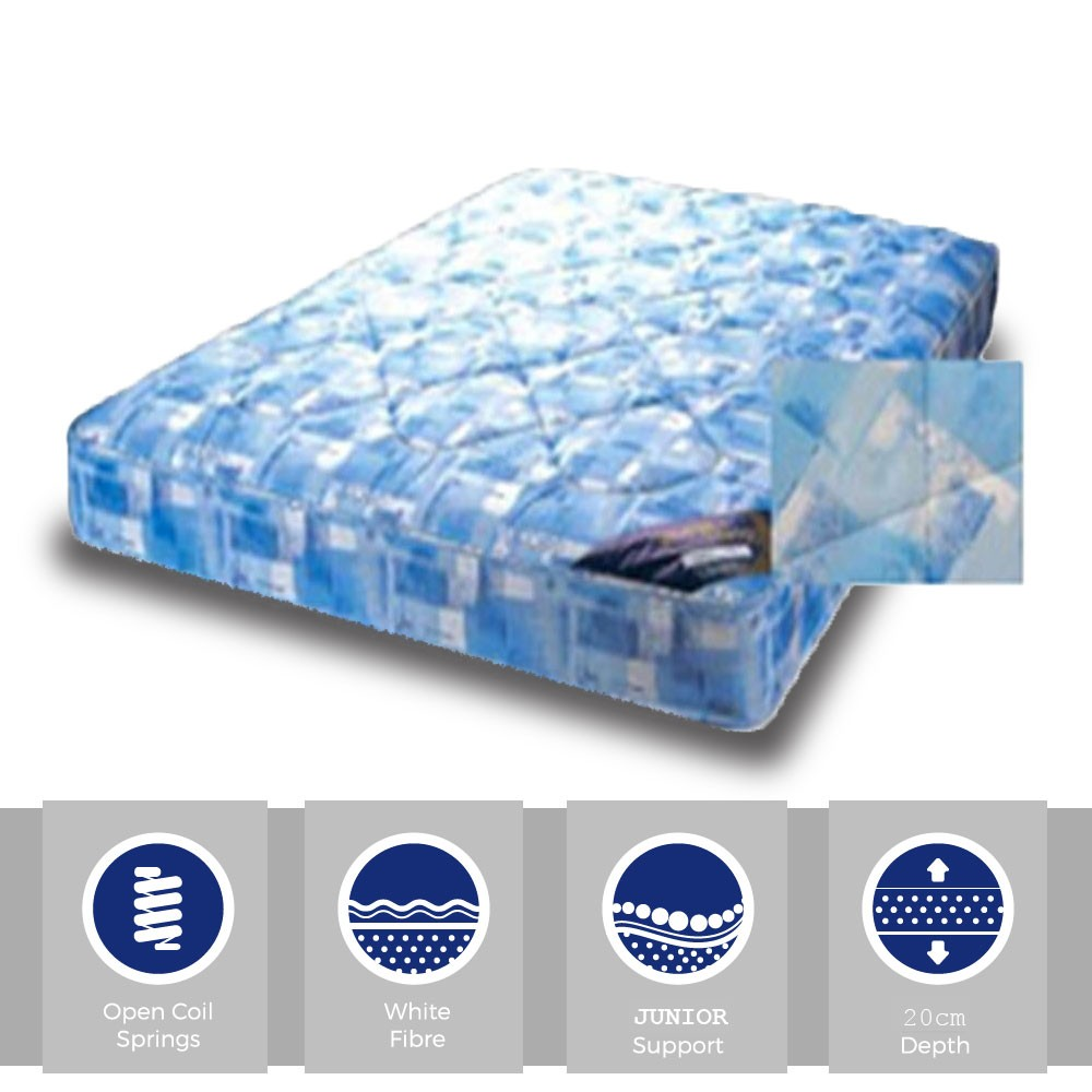 Kozee Neptune Three Quarter Double Mattress