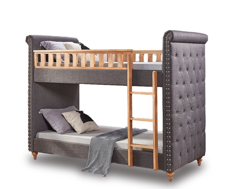 Leah Grey Bunk Bed