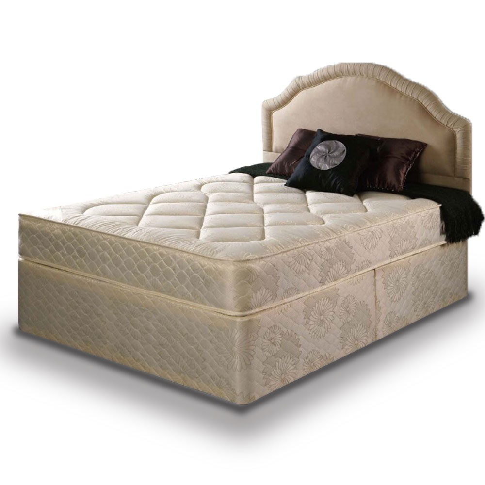 Limited Edition Orthopaedic Three Quarter Non Storage Divan Bed