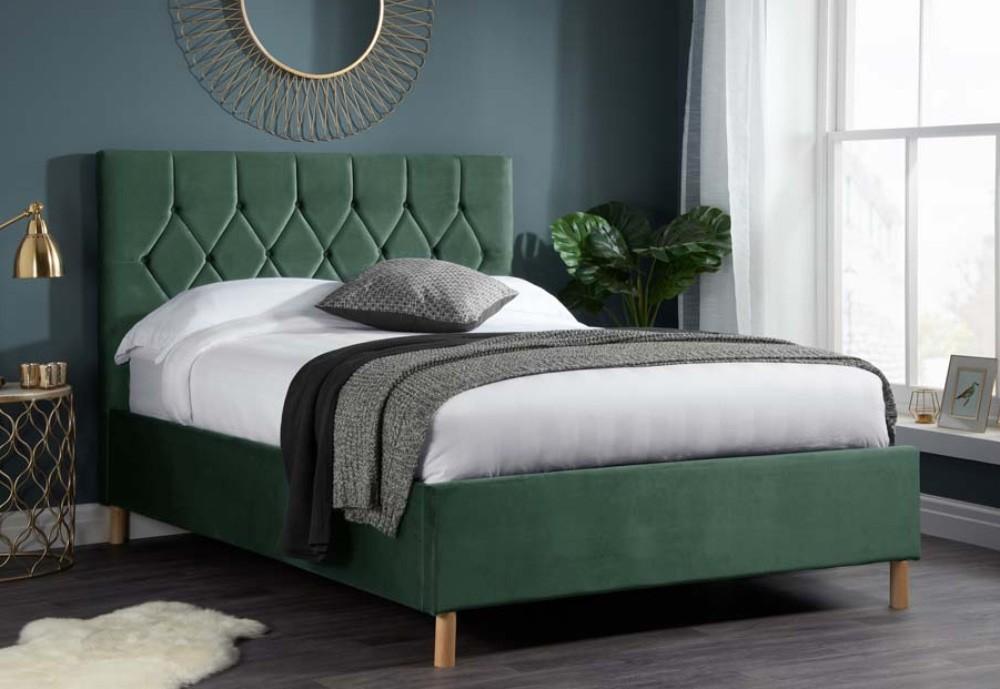 Locksley Bed Frame