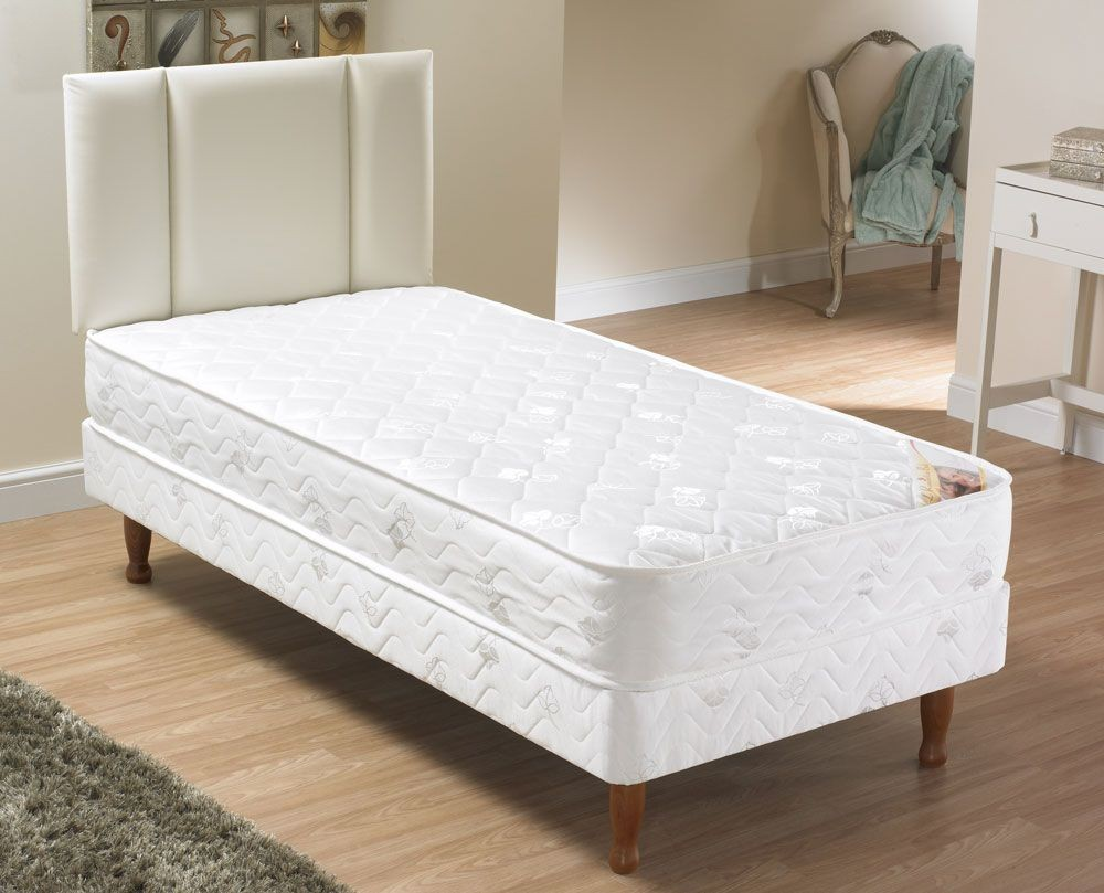 Lynnette Hypo Allergenic Small Single Leg Bed