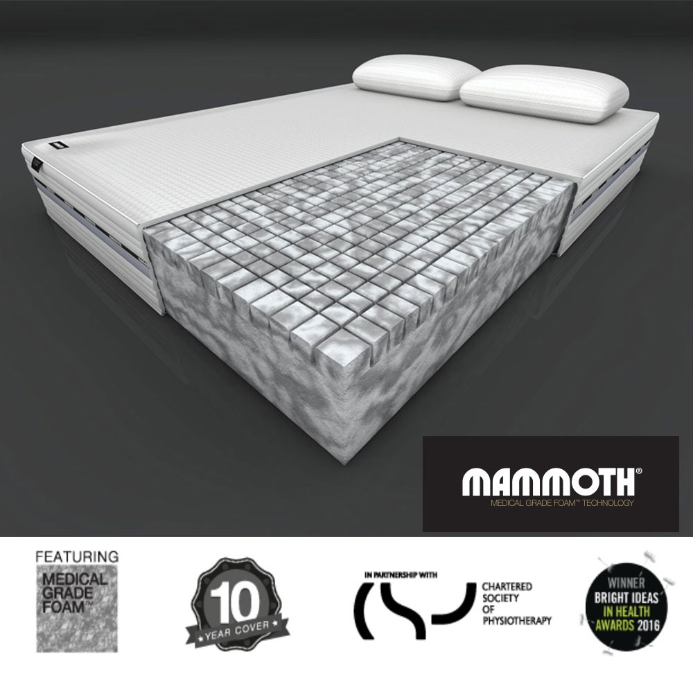 Mammoth Performance 240 Mattress