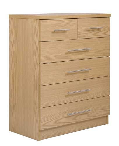 Manhattan 4+2 Drawer Chest