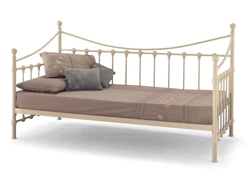 Marseilles Ivory Day Bed Frame