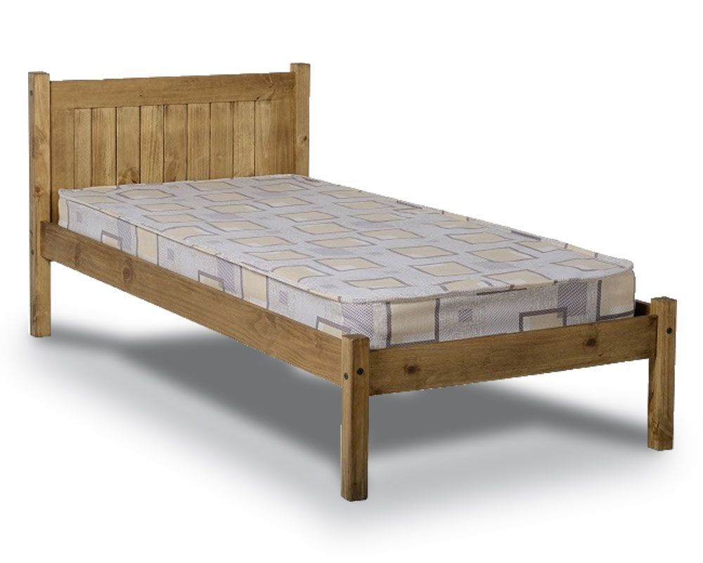 Mayan Single Bed Frame