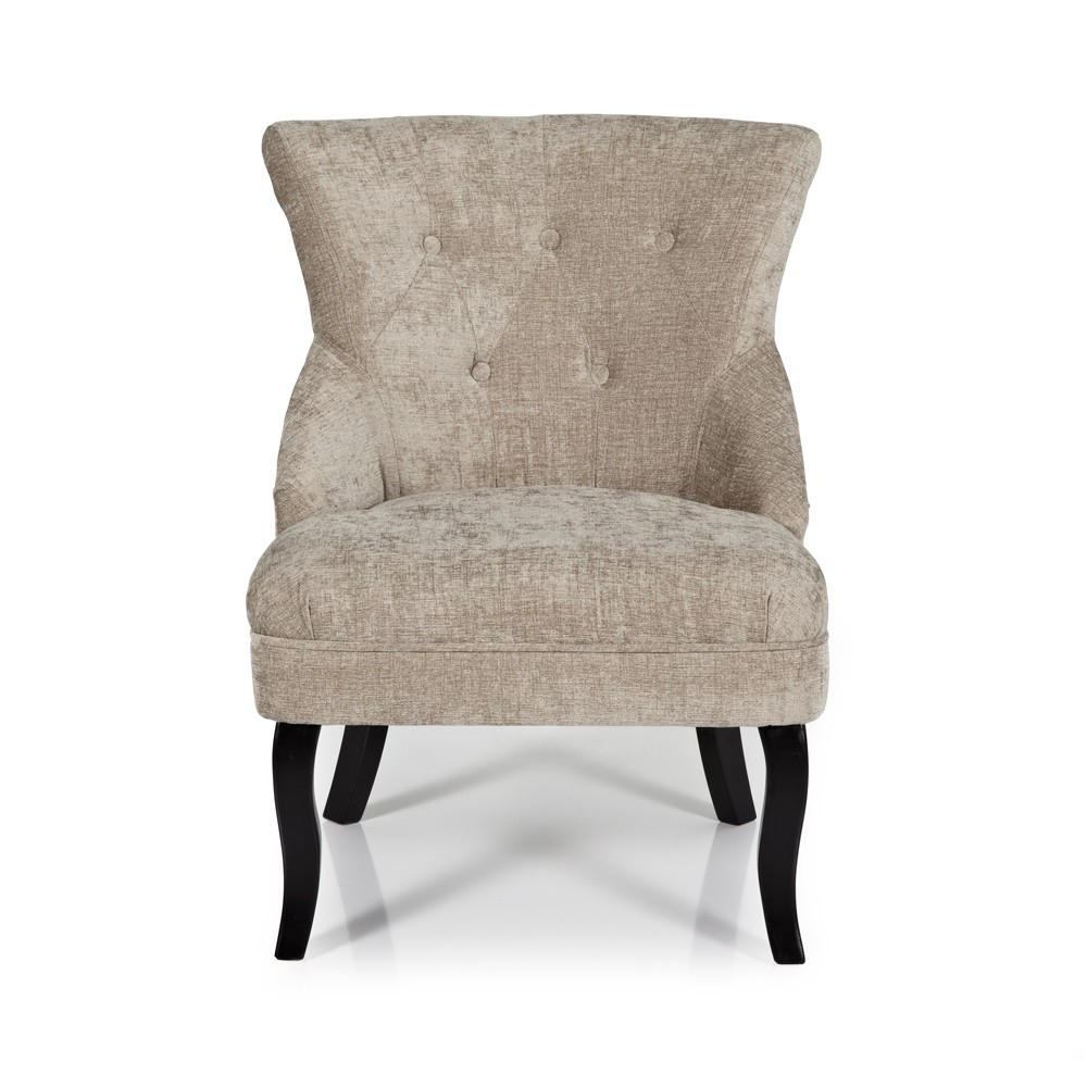 Mink Melrose Occasional Chair