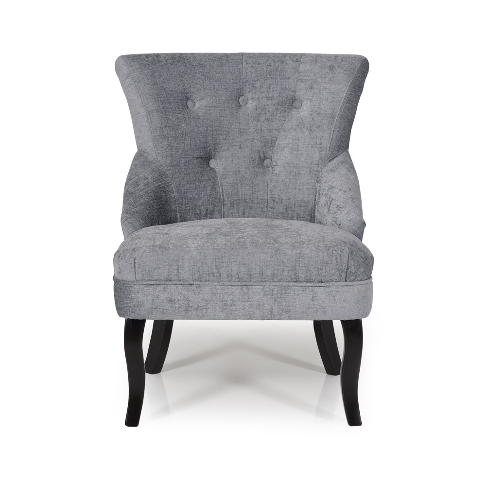 Steel Melrose Occasional Chair