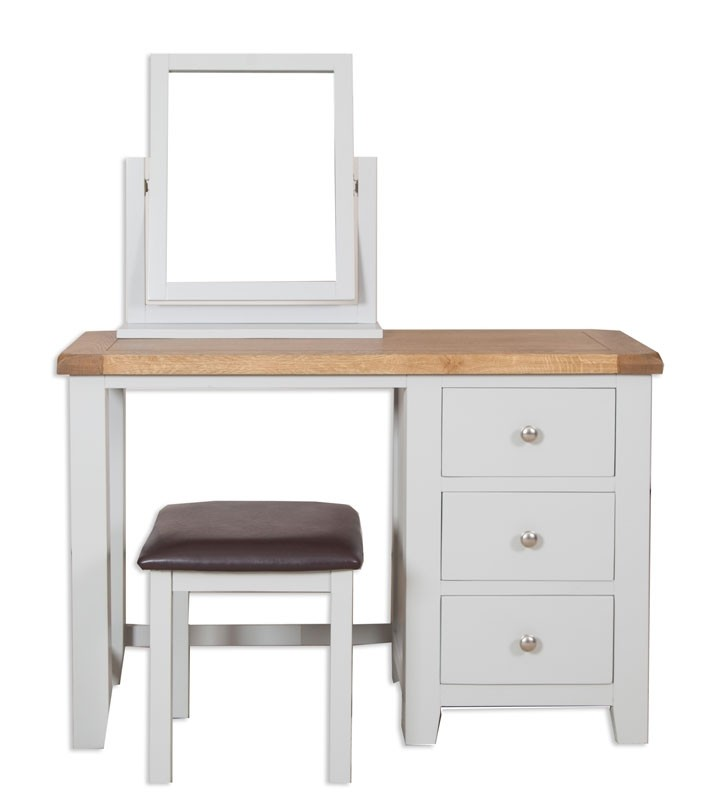 Melrose Grey Dressing Table