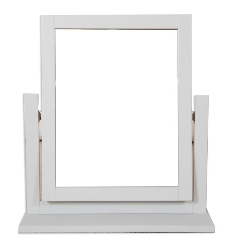 Melrose Grey Dressing Table Mirror