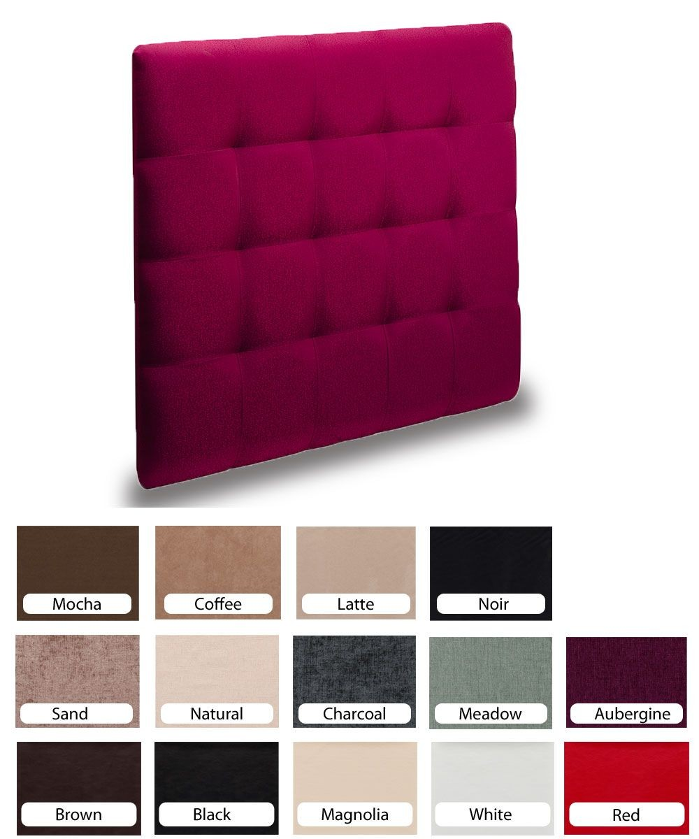 Mia Wall Mounted Super Kingsize Headboard