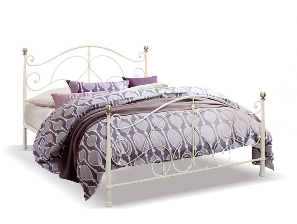 Romano Cream Kingsize Bed Frame