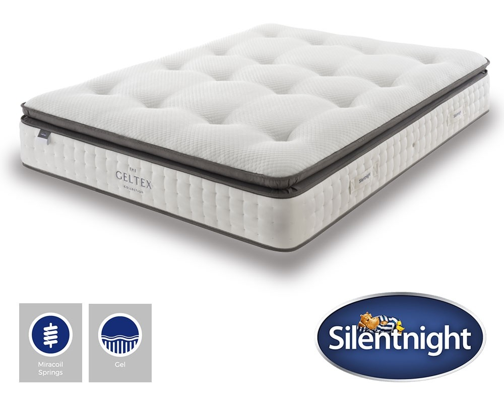 Silentnight Vogue Miracoil Mattress