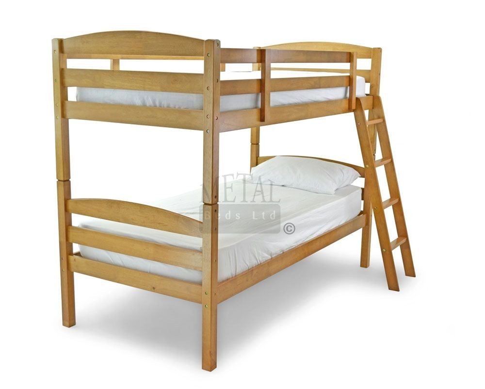 Moderna Maple Bunk Bed