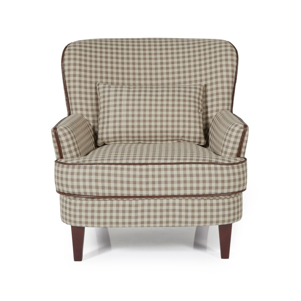 Cream Moffat Occasional Chair