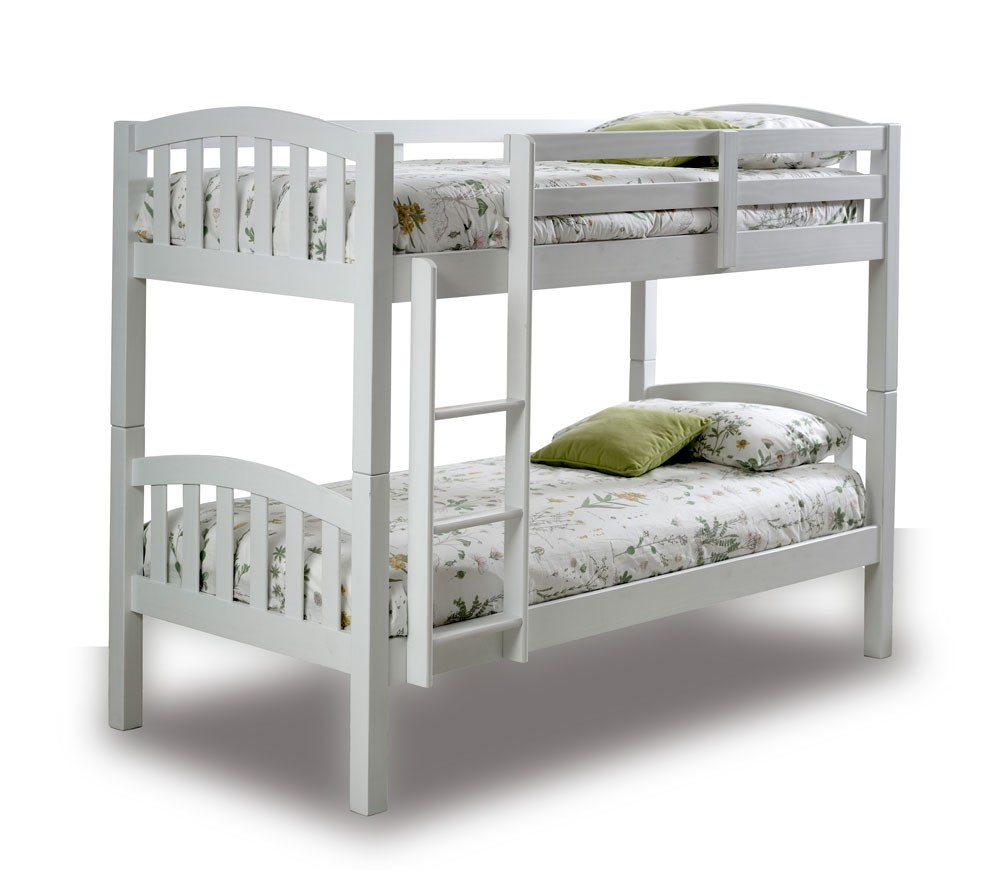 Myanmar White Bunk Bed