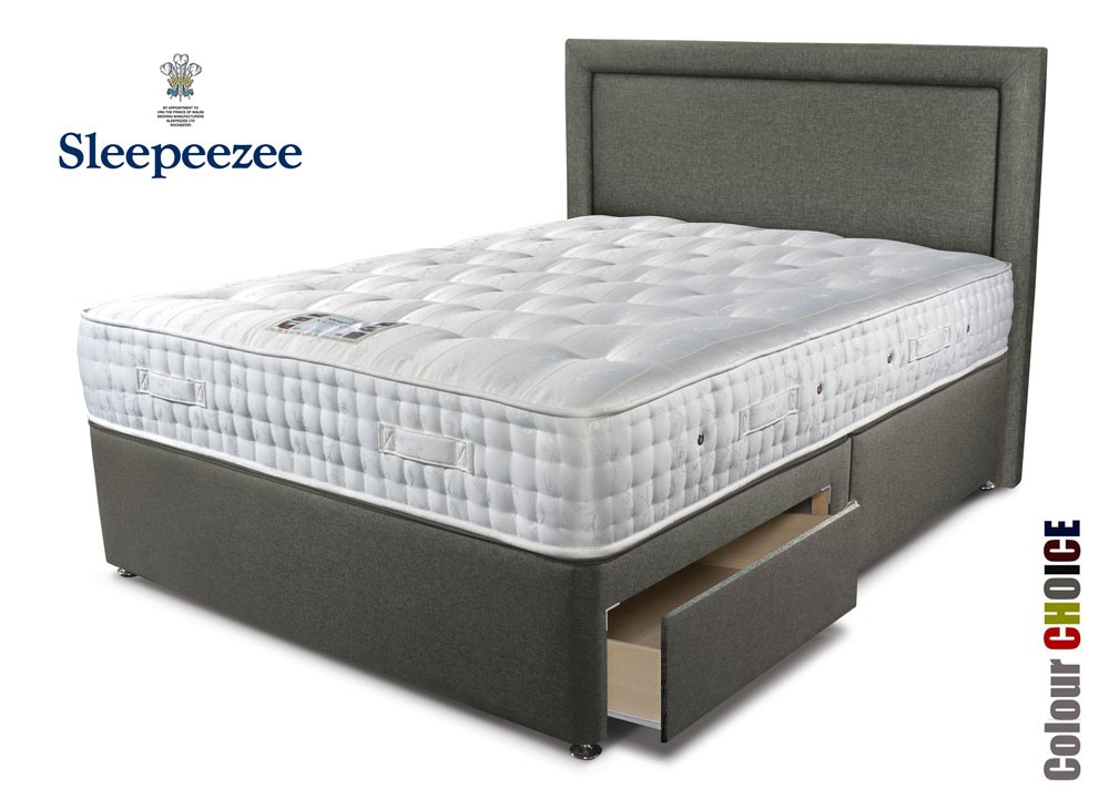 Sleepeezee Westminster 3000 Super Kingsize Divan Bed