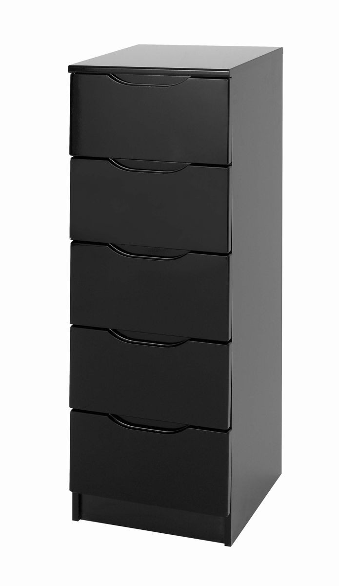 Orient Black Gloss Tallboy