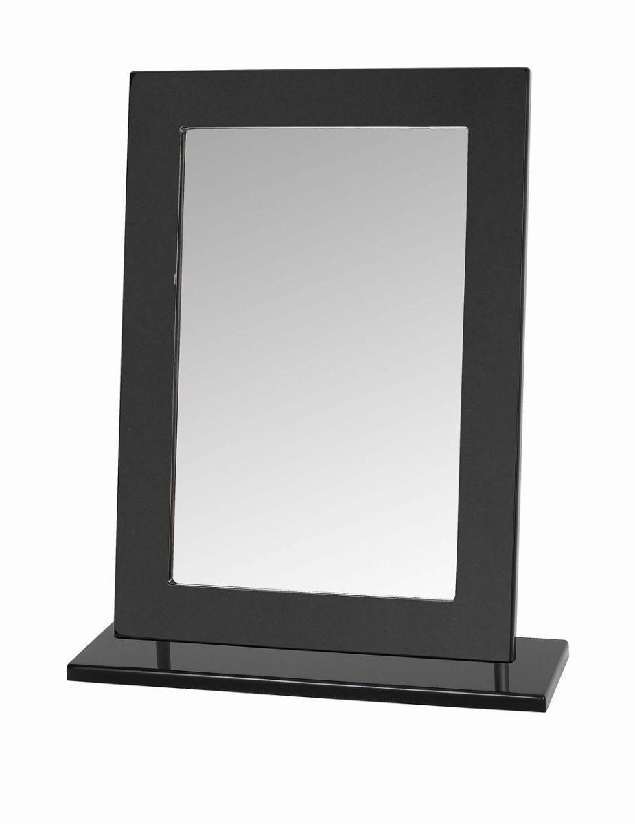 Orient Black Gloss Mirror