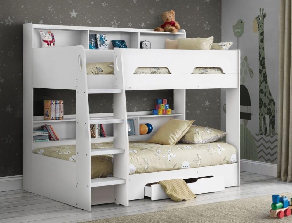 Orbit White Bunk Bed