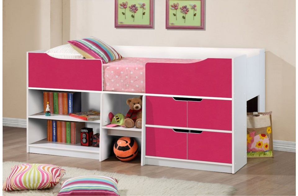 Paddy Cabin Bed