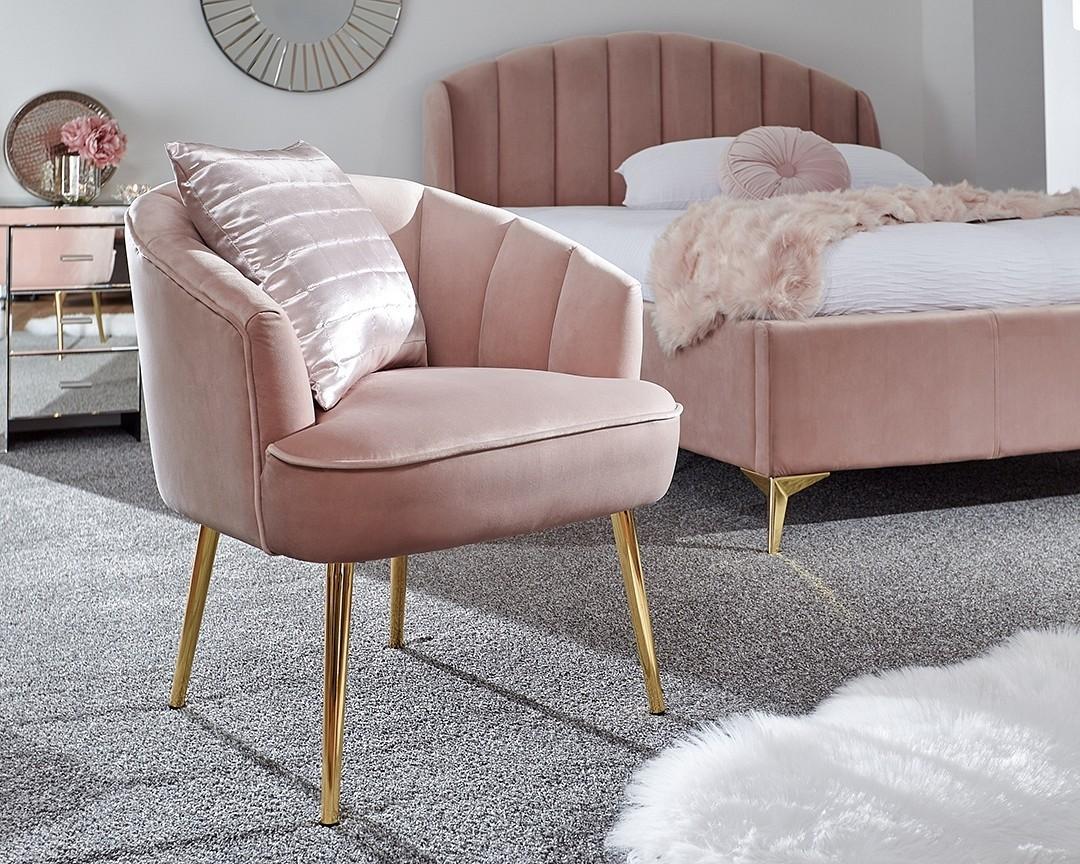 Petal Pink Chair