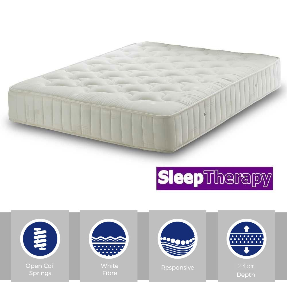 Deep Sleeper Pine Support Double Mattress