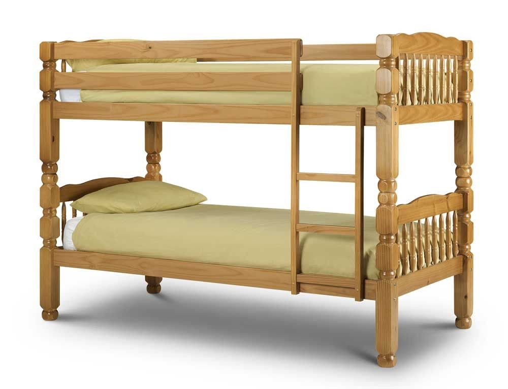 Pine Chunky Charles Bunk Bed