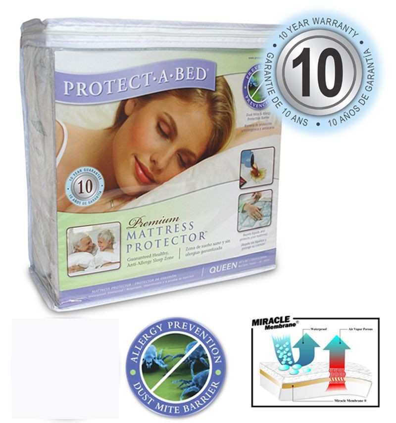Protect a Bed Kingsize Mattress Protector