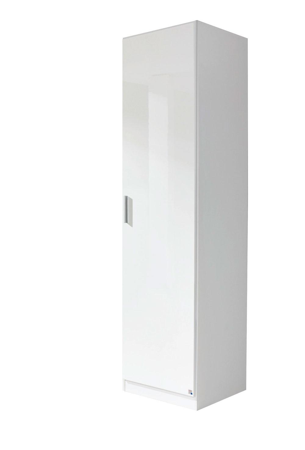 Rauch Cello 1 Door White Robe