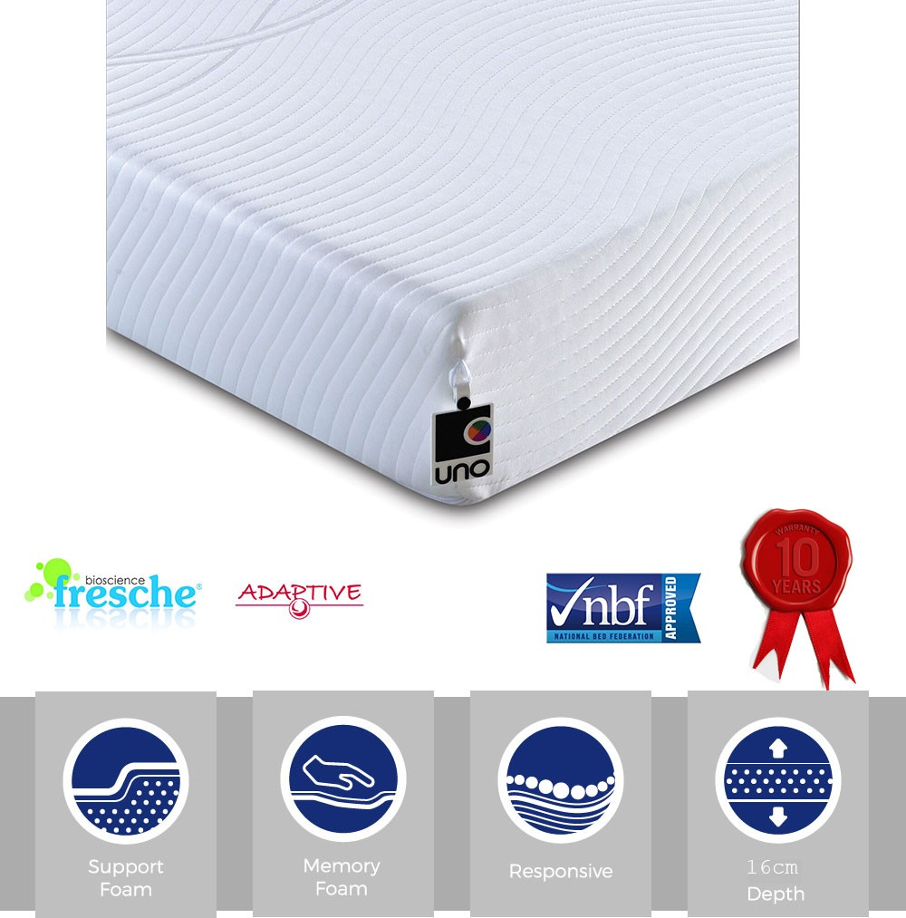 Revival Memory Foam Mattress
