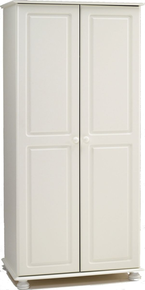 Richmond White 2 Door Robe