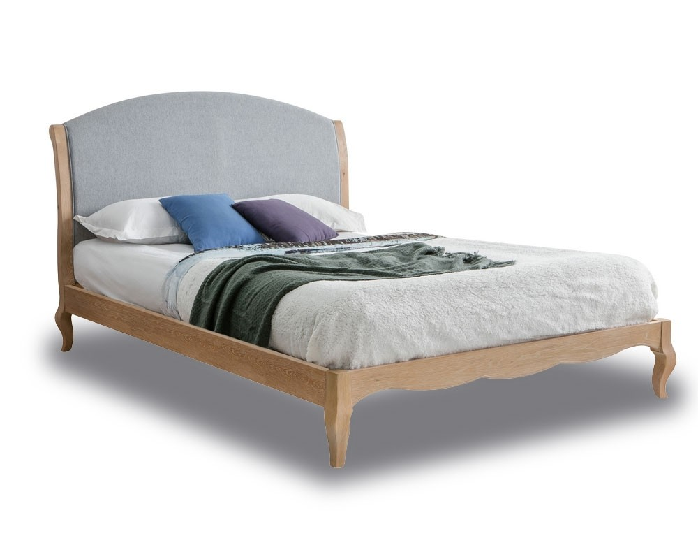 Rita Grey Bed Frame