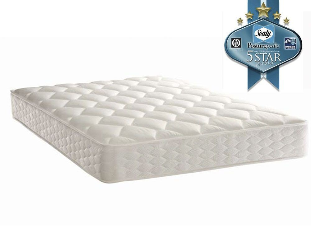 Sealy Essentials Regular Double Mattress