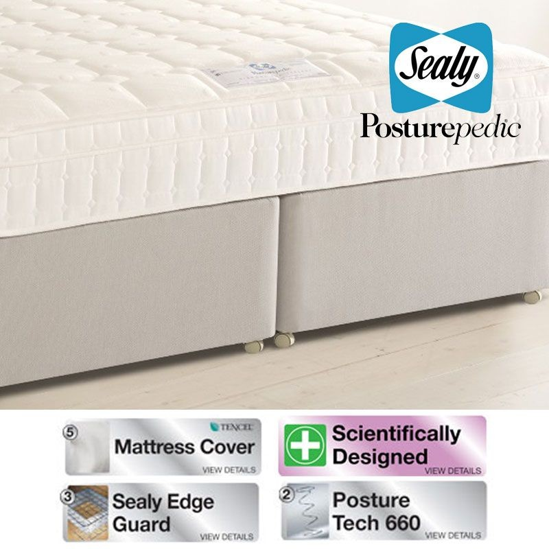 Sealy Royal Jubilee Anniversary Single Mattress