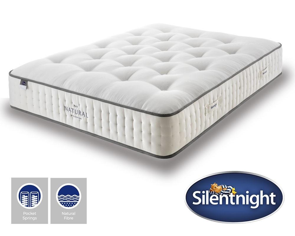 Silentnight Summit 2000 Pocket Naturals Mattress