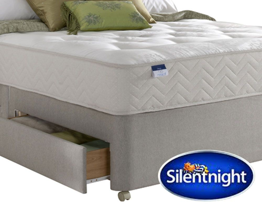 Silentnight Select Ortho Single 2 Drawer Divan Bed
