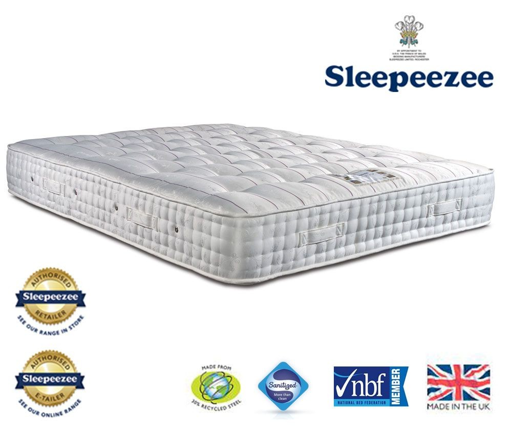 Sleepeezee Kensington 2500 Super Kingsize Mattress