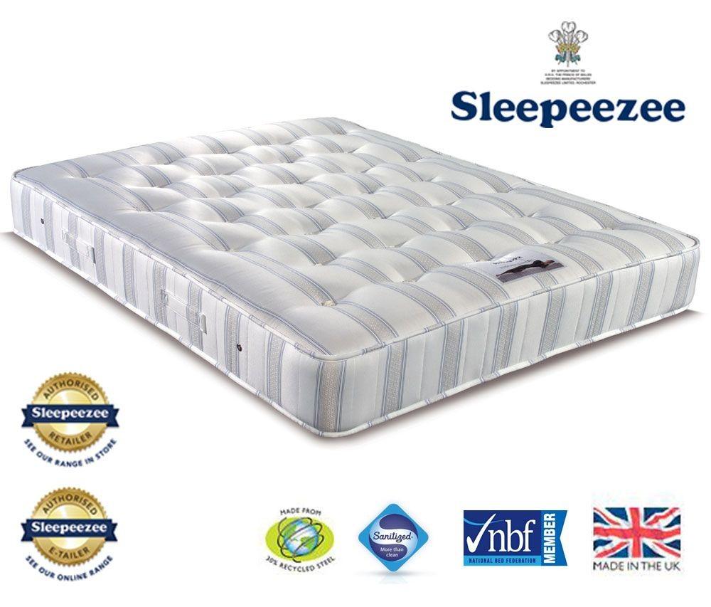 Sleepeezee Sapphire 1400 Super Kingsize Mattress
