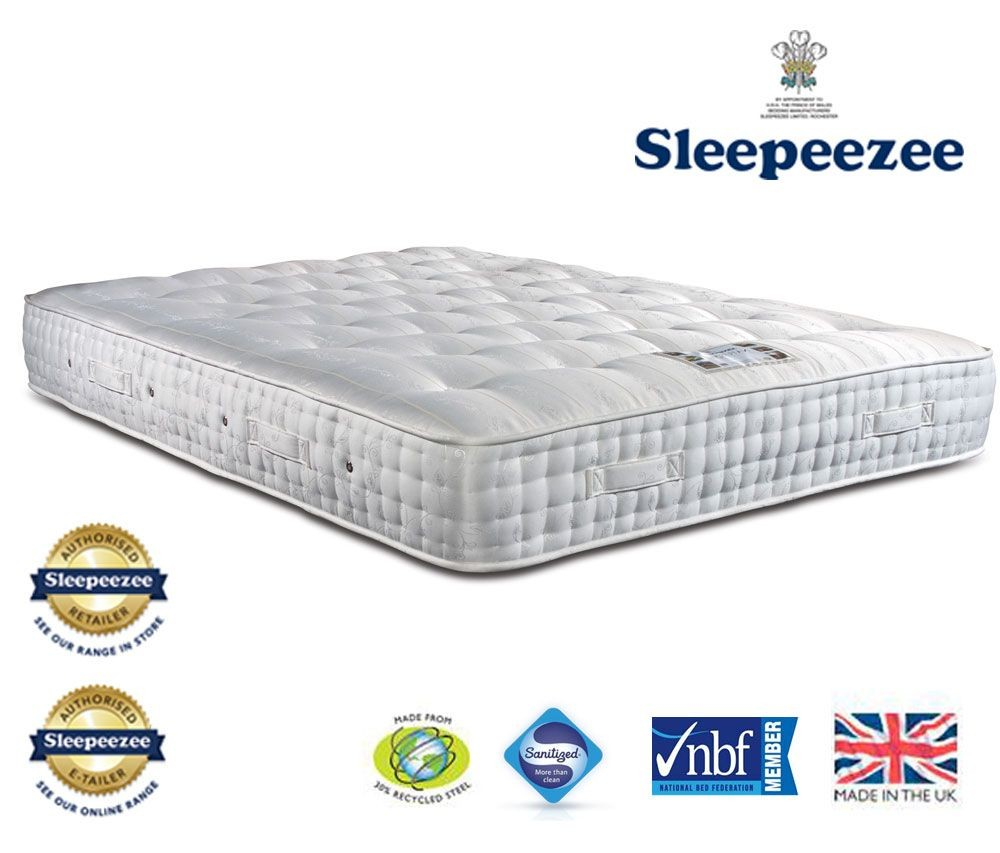 Sleepeezee Westminster 3000 Super Kingsize Mattress