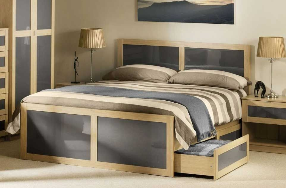Strada Kingsize Bed Frame