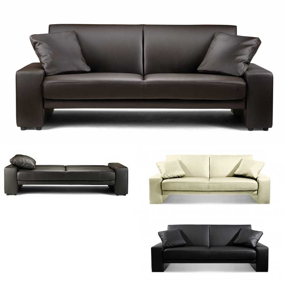 Supra Sofa Bed In 3 Colours