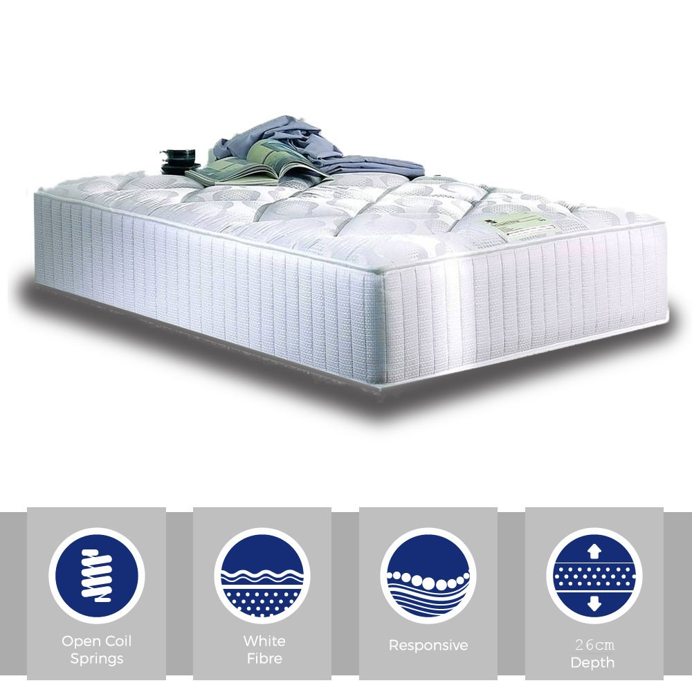Tahlia Three Quarter Mattress