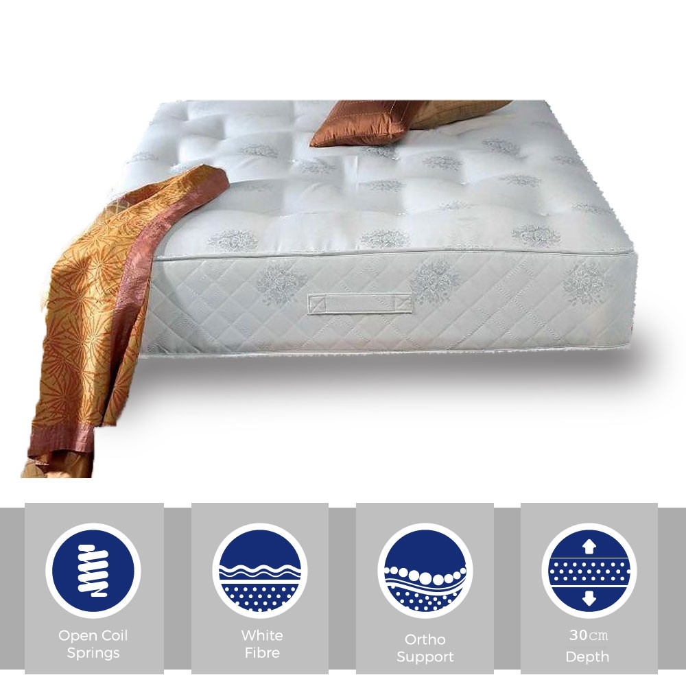 Topaz Ortho Three Quarter Mattress