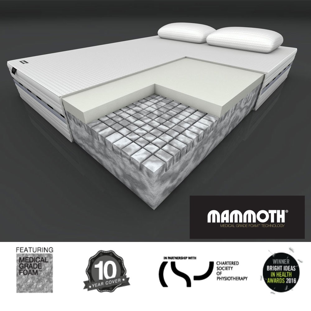 Mammoth SuperSoft 270 Mattress