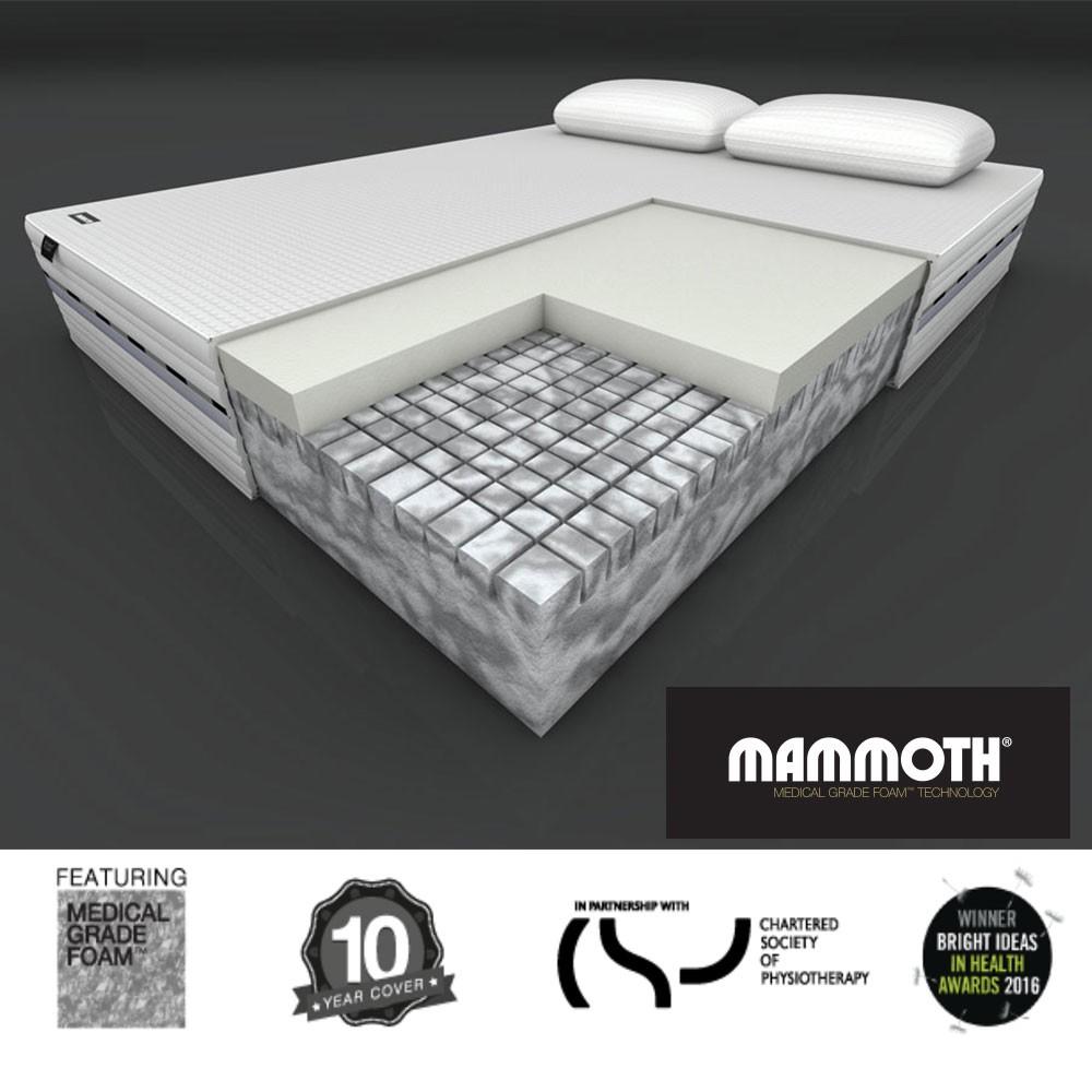 Mammoth SuperSoft 270 Mattress