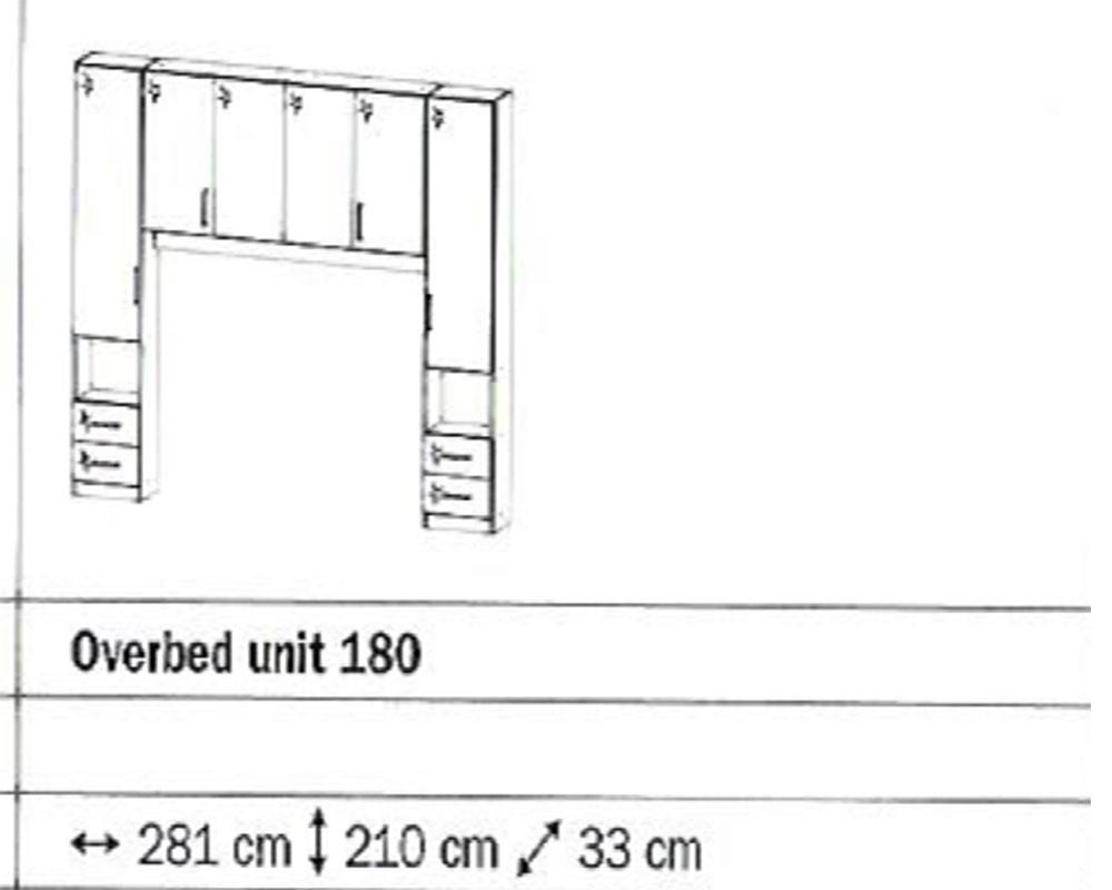 Rauch Sammy Bedroom Furniture Range