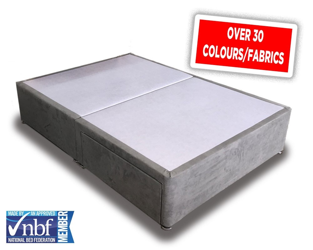 Superior Three Quarter Divan Base