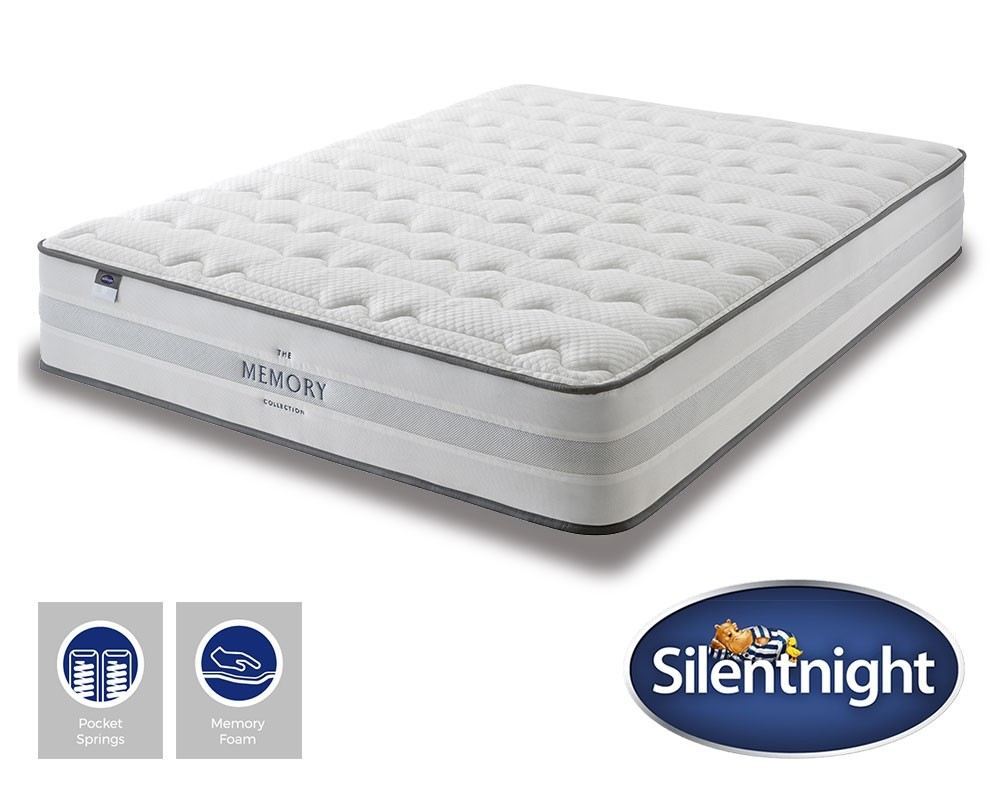 Silentnight Spirit 2000 Mattress
